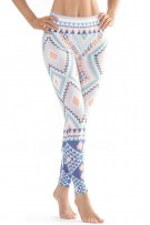 Skinny Tees Tribal Leggings