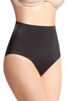 SkinnyGirl Shapewear Laser Cut Control Brief
