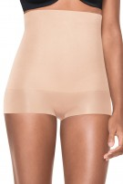 Spanx Haute Contour High-Waisted Shorty