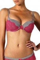 The Intimate Britney Spears Clematis Seamless Padded Bra