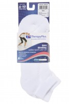 TherapyPlus Ladies Non-Binding Coolmax Sport Low Cut