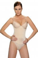 Vedette Aimee Medium Control Bodysuit with Bra
