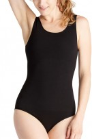 Yummie Scoop Neck Fullback Bodysuit