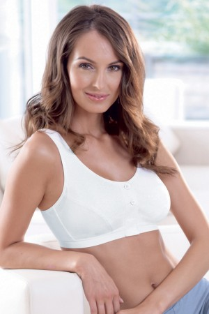 Anita Isra Front Closure Wire-Free Post Operative Bra
