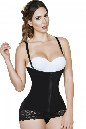 Ann Michell Katy Strapless Firm Control Bodysuit