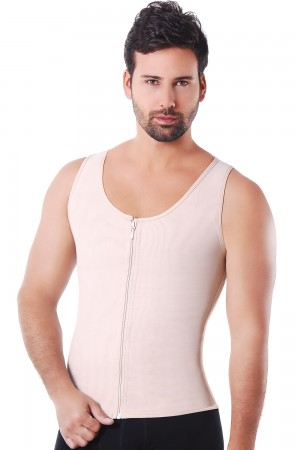 Ann Michell Men's Powernet Shaping Vest