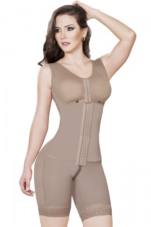 Ann Michell Paris Post-surgical Girdle with Bra