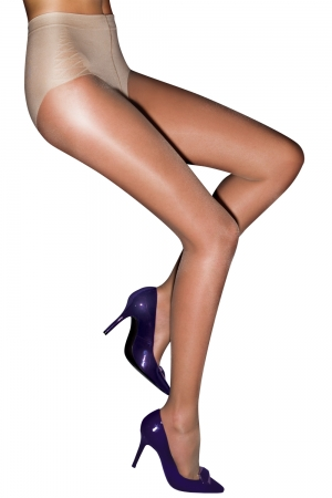 Aristoc for Pretty Polly BodyToners High-Leg Toner Tights