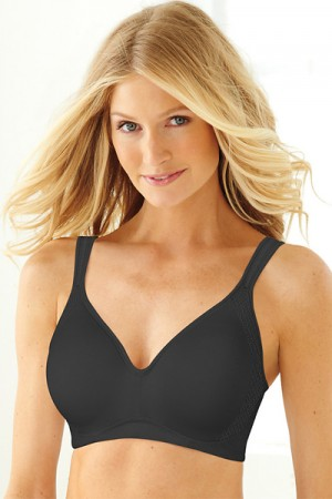 Bali Active Classic Coverage Foam Wirefree Bra