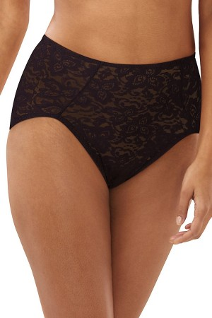 Bali Lace N' Smooth Brief