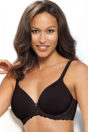 338e838cca4 Bali One Smooth U Ultra Light Embroidered Frame Underwire Bra 3443