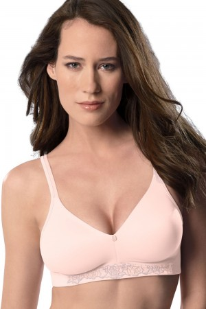 Bali Passion for Comfort Shaping Wirefree Bra