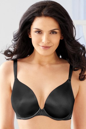 Bali Satin Desire Natural Lift Underwire Bra