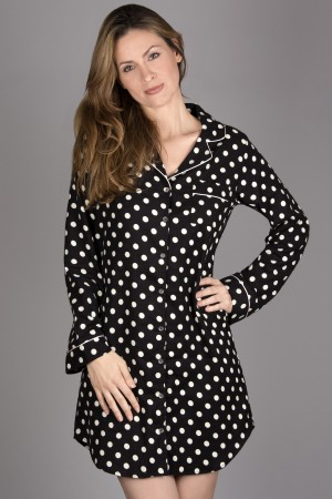 Be by Blush Kristen Sleepshirt 36""