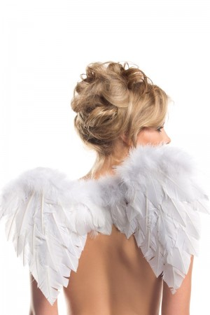 Be Wicked Angel Wings
