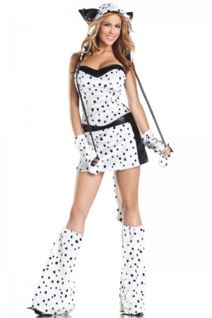 Be Wicked Darling Dalmatian Costume