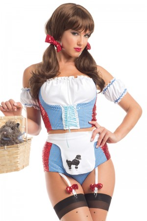 Be Wicked Desirable Dottie Costume