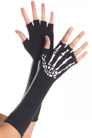 Be Wicked Fingerless Gloves