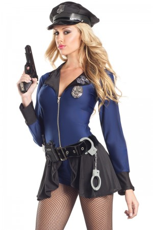 Be Wicked Flip The Badge Costume