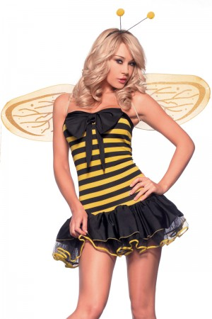 Be Wicked Lil' Bumble Bee Costume