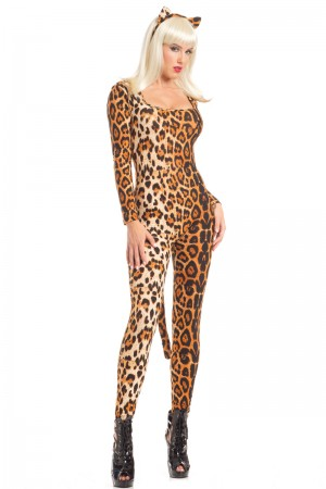 Be Wicked Lovable Leopard Costume