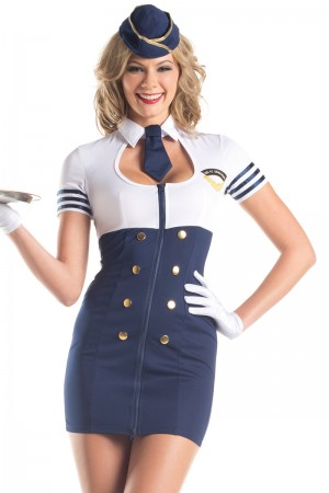 Be Wicked Mile High Service Costume