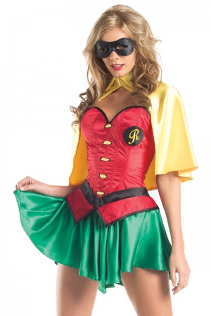 Be Wicked Miss Robin Costume