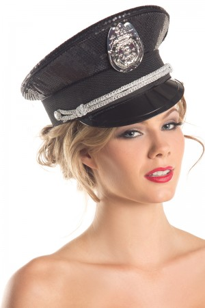 Be Wicked Police Hat