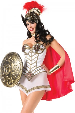 Be Wicked Queen of Warriors Costume