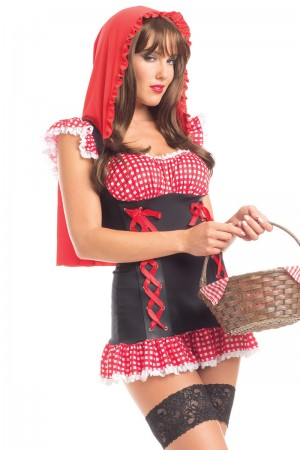 Be Wicked Ravishing Red Costume