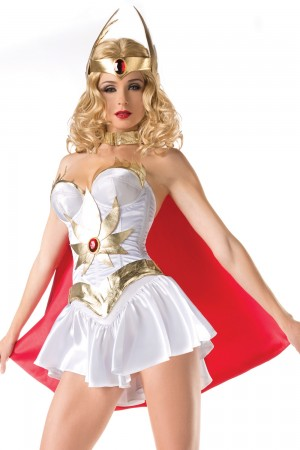 Be Wicked Ruby the Warrior Costume