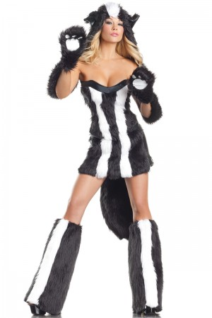Be Wicked Sassy Skunk Costume