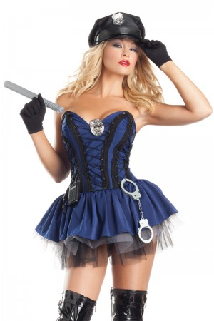 Be Wicked Stunning Sergeant Costume