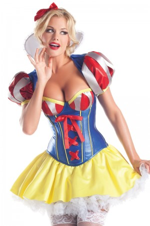 Be Wicked Sweetheart Snow Costume