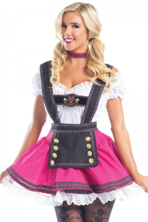 Be Wicked Swiss Beauty Costume