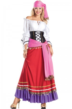 Be Wicked Tempting Gypsy Costume