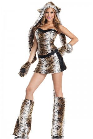 Be Wicked TemptuousTiger Costume