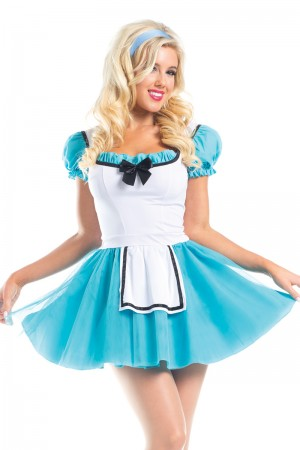 Be Wicked Wonderland Hero Costume