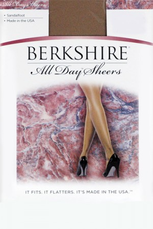 Berkshire All Day Sheer Non-Control Pantyhose