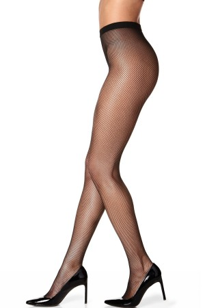 Berkshire Fishnet with Cotton Gusset