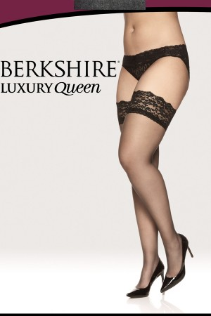 Berkshire Luxury Queen Lace Top Thigh High