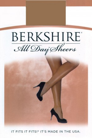 Berkshire Queen All Day Sheer Control Top Pantyhose