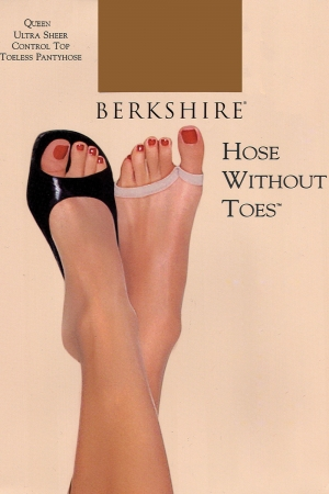 Berkshire Queen Pantyhose Without Toes
