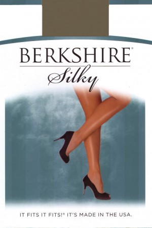 Berkshire Queen Silky Sheer Control Top Pantyhose