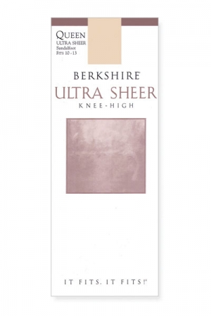 Berkshire Queen Ultra Sheer Knee High