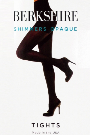 Berkshire Shimmers Opaque Control Top Tights