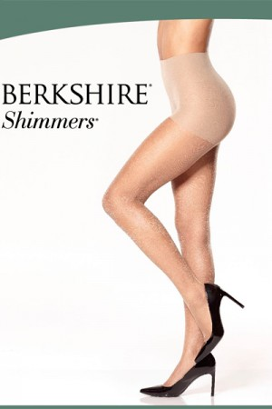 Berkshire Shimmers The Skinny Pantyhose