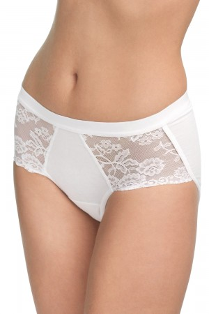 Blackspade Private Lace High Cut Brief