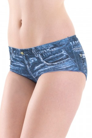 Blackspade Sport Denim Boy Short