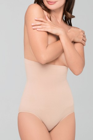 Body Wrap High-Waist Panty